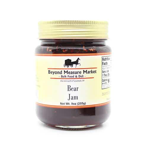 Bear Jam 9oz