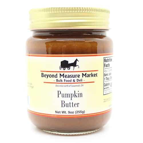 9oz Pumpkin Butter